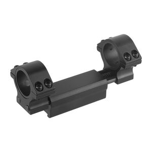Tactical rifle sight ring 30mm/25.4mm 11MM rail stop pin optics high-profile zero recoil adjustable scope mounts