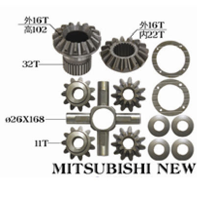 MC804318/MC803629/MC887093 Spider Gear Differential Suitable For Mitsubishi Fuso Canter 8DC91/FV415/FV419 FRONT