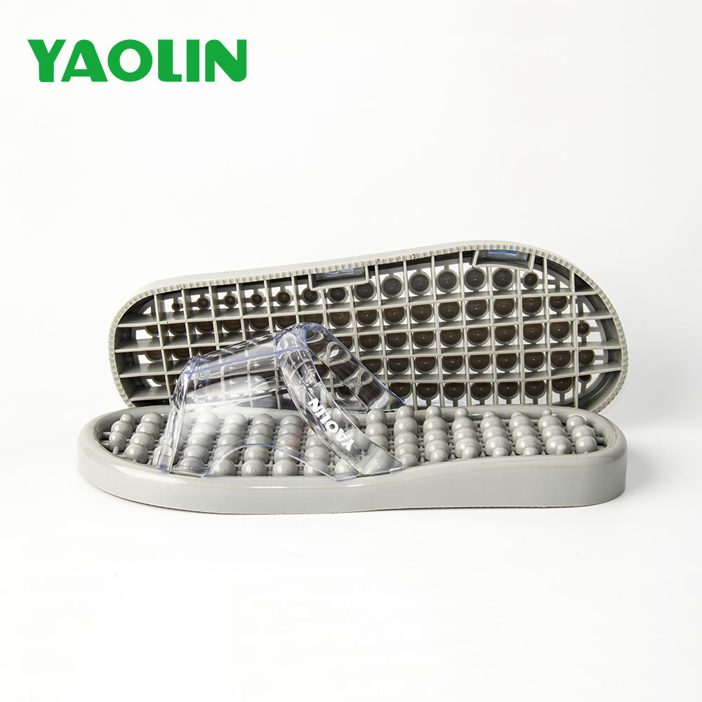 Factory Direct Sale japan Pvc Anti-Slip Bath Massage Slippers Made In China