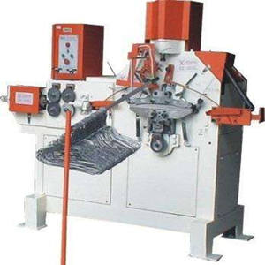 High quality clothes fully automatic hanger making machine