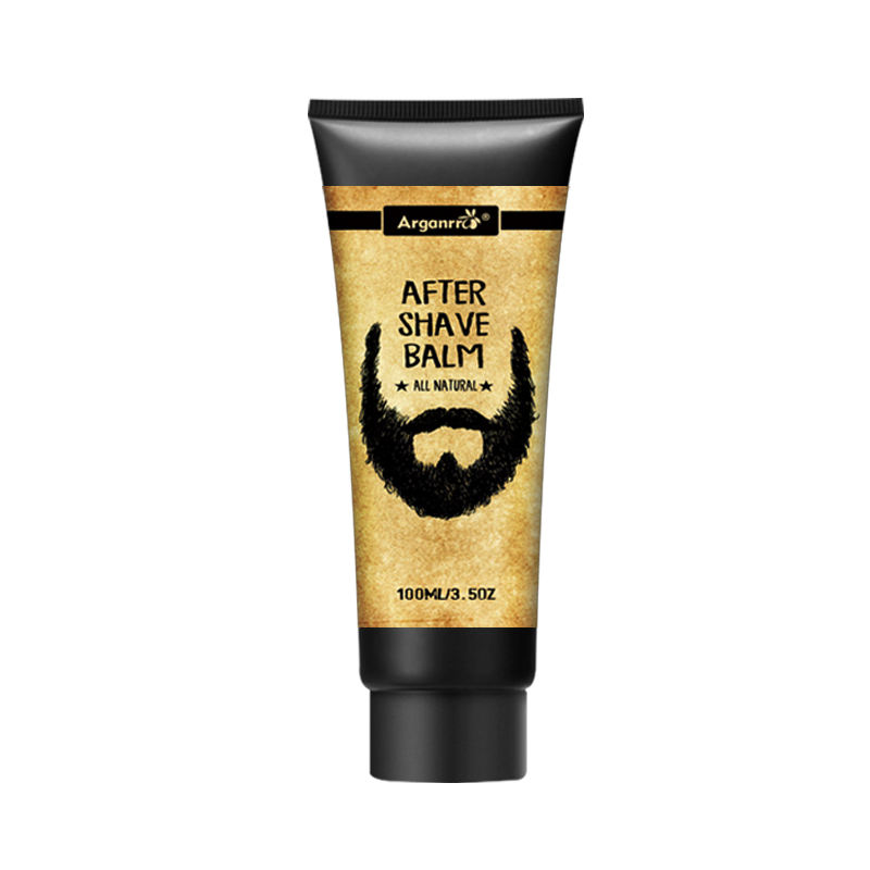 Custom Beard Whole Set Products Private Label After Shave Balm For Beard Hair Moisturizing And Nourishing