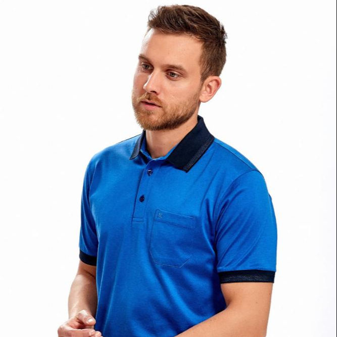 Custom Made Hoge Kwaliteit Polo T-shirts Tailored In Turkije