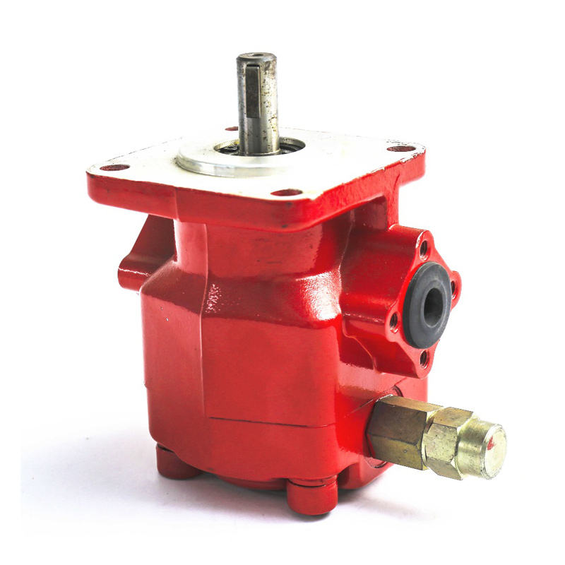 China Manufacturer Wholesale Cheap High Pressure double action hand pump hydraulic double gear pump price