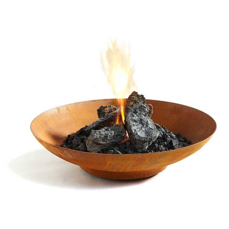 OEM Corten Steel Fire Bowl