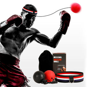 MMA Boxing Reflex Ball 5 React Reflex Ball Punching Ball Great for Reaction Focus and Hand Eye