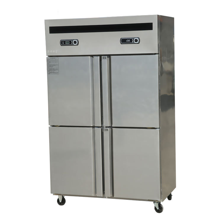 Vertical freezer for sale bakery frozen stand quiet best fruit fresh ISO certificate brand compressor upright freezer one unit