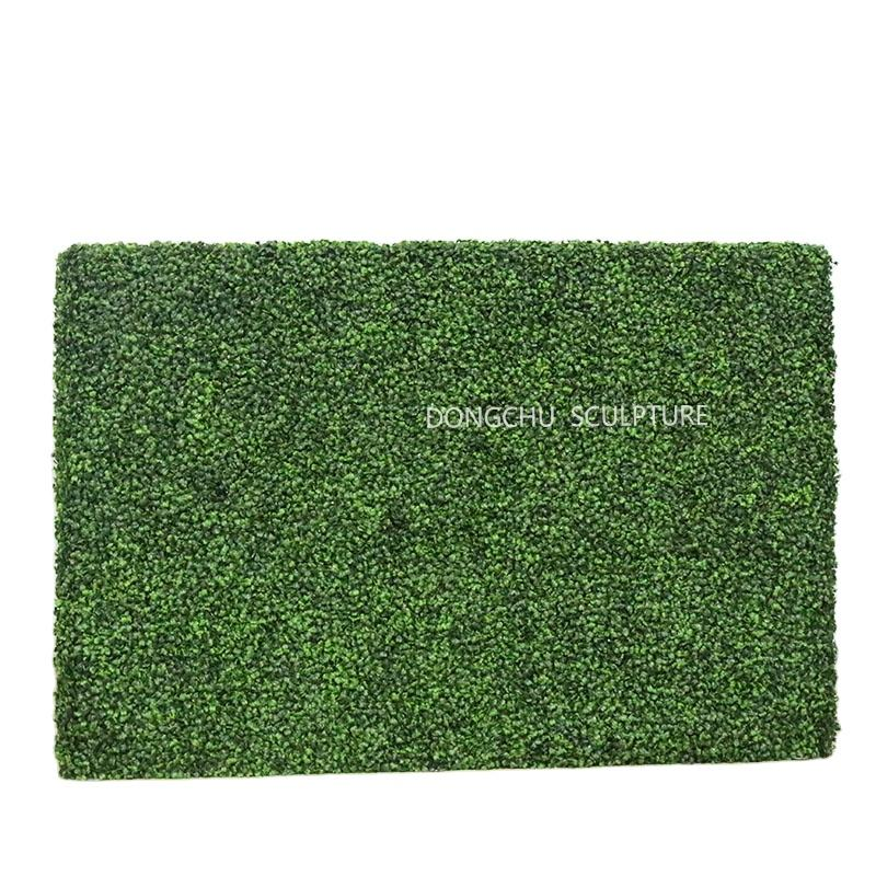 China wholesale cheap hedges artificial, artificial green boxwood hedge