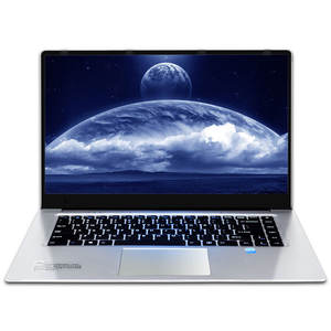 New product cheap 15.6-inch ultra-thin game laptop ultra-thin 4-core game 4G +512G netbook + office/home