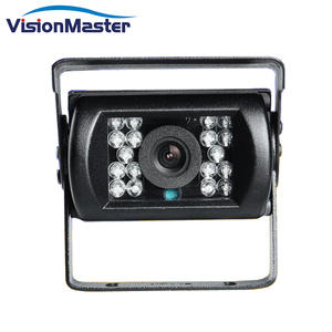 1.3MP Front And Rear Vehicle Camera With IR Lens Has Good Night Vision