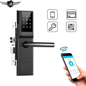 Home Office Serrature Elettroniche Produttori Password Bluetooth Smart Lock con APP TTlock Per iPhone Smartphone Android