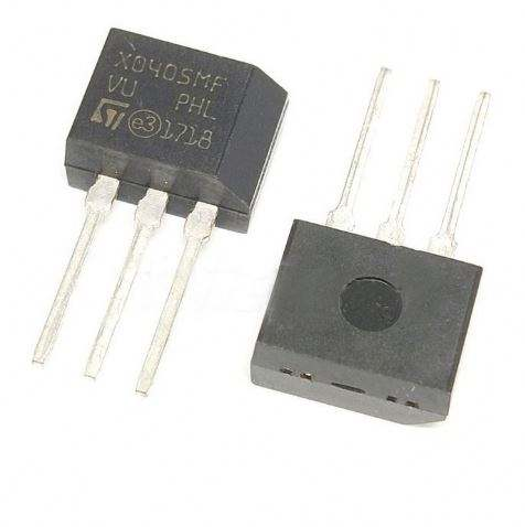 Hot Selling St Spot New X0405 One-Way Thyristor To-202 600V 4A Quality Assurance Transistor X0405mf In Stock