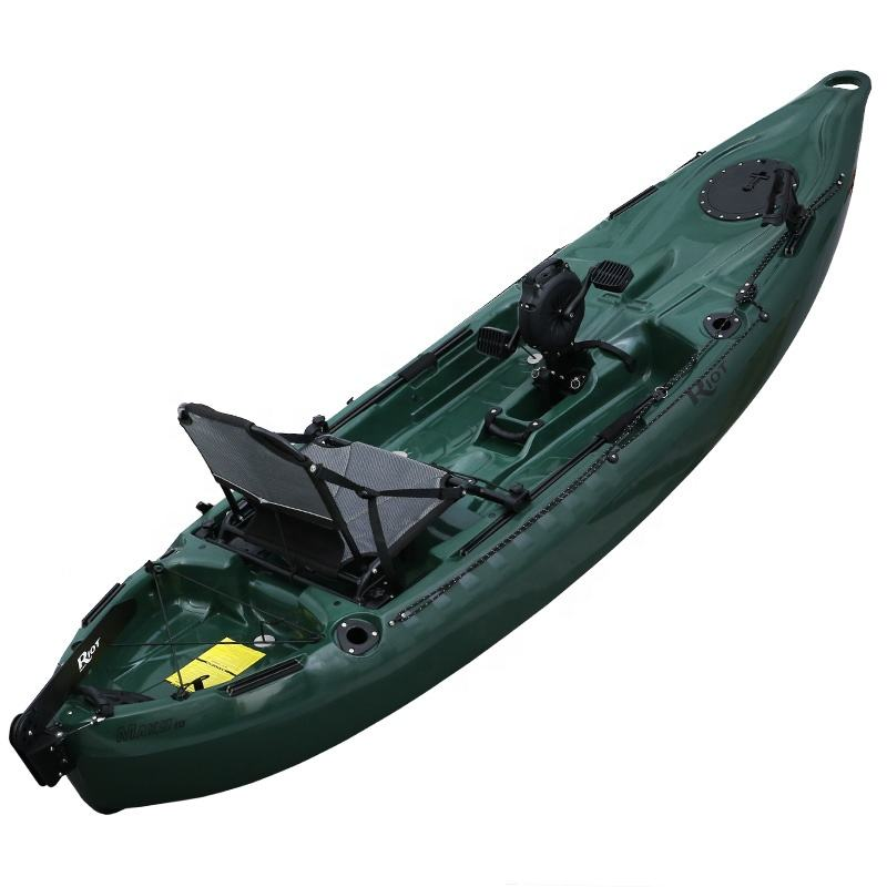 Best Stability Cheap Riot Mako 10 Racing Fishing Kayak for Sale