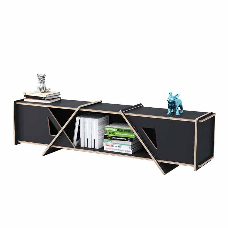 Living room Furniture Tv Display Stand Wood Led Tv Cabinet with storage function