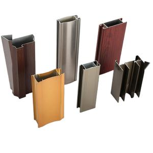 Guangzhou custom door and window aluminum extrusion