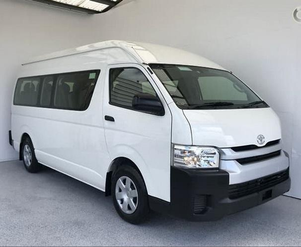 2016 HIACE FOR SALE RHD AND LHD