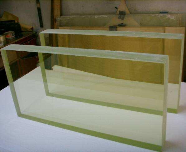 xray lead glass pb glass zf3 x ray protective anti lead glass shielding