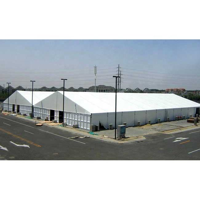 Steel skeleton prefab warehouse/hall/workshop building