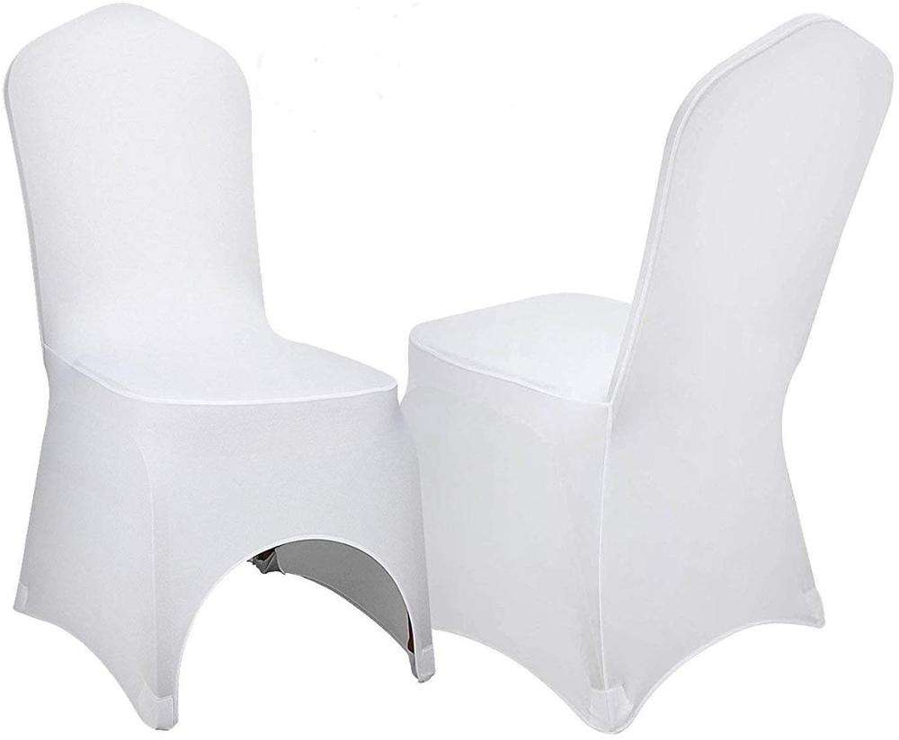 Factory Wholesale Durable Colorful Spandex Folding Chair Cover Chaircovers For Wedding Party