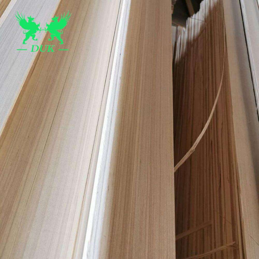 LVL Bed Slats Poplar Bed Slats No Joint Core Bed Slat With EV Poplar Veneer Face