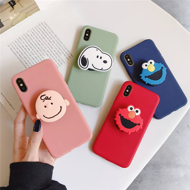 Wholesale Colors TPU Mobile Phone Case 2020 for Apple iPhone 11 pro max Holder Cover for iPhone x xs max xr 7 8 Plus