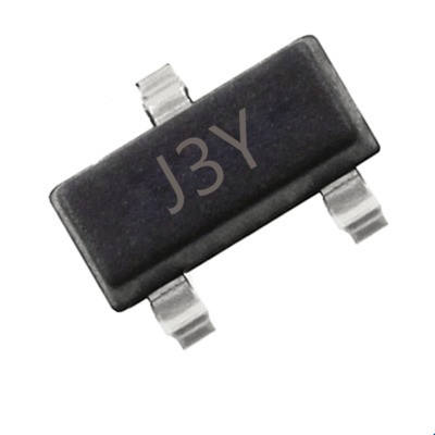 Original New SOT-23 patch NPN power transistor 0.5A/20V J3Y triode S8050