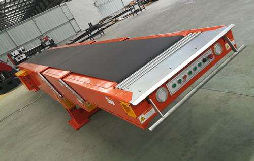 Loading mobile belt Conveyor / Material Handling conveying Equipment