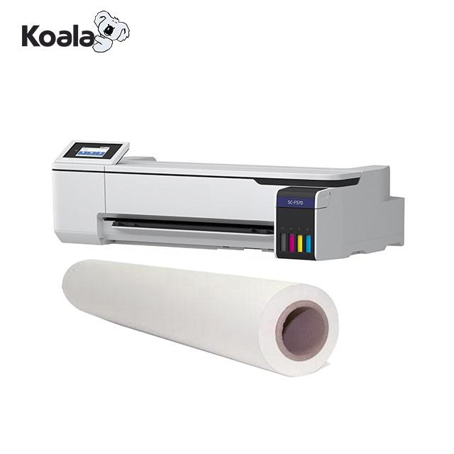 "100gsm Fast Dry Sublimation Transfer Paper 24"" *33.5m for EPSON surecolor F570"