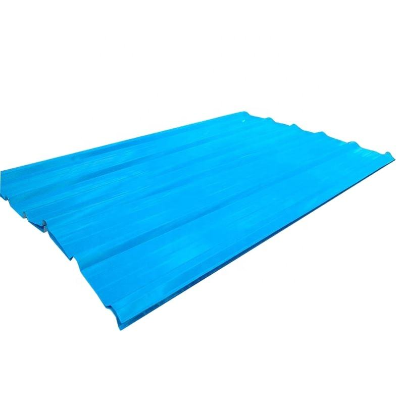 Quality mill supplied Cold Rolled steel /plastic corrugated sheet/plate/panel for roofing materials by