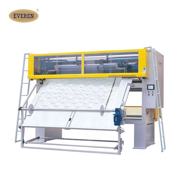 Automatic Mattress Quilted Panel Cutter/Cutting Machine