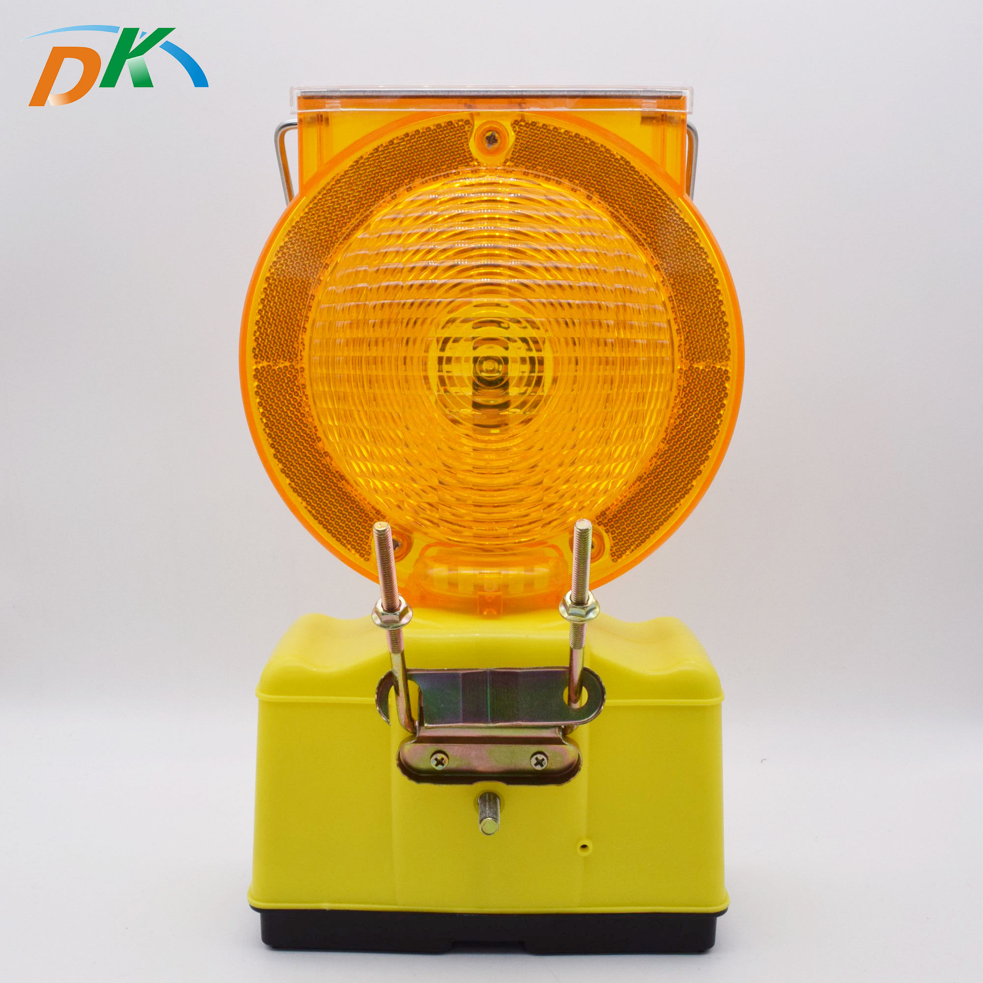 Hight-quality PS LED Solar Powered Traffic Barricade Warning light,led warning light/blinking led solar lights