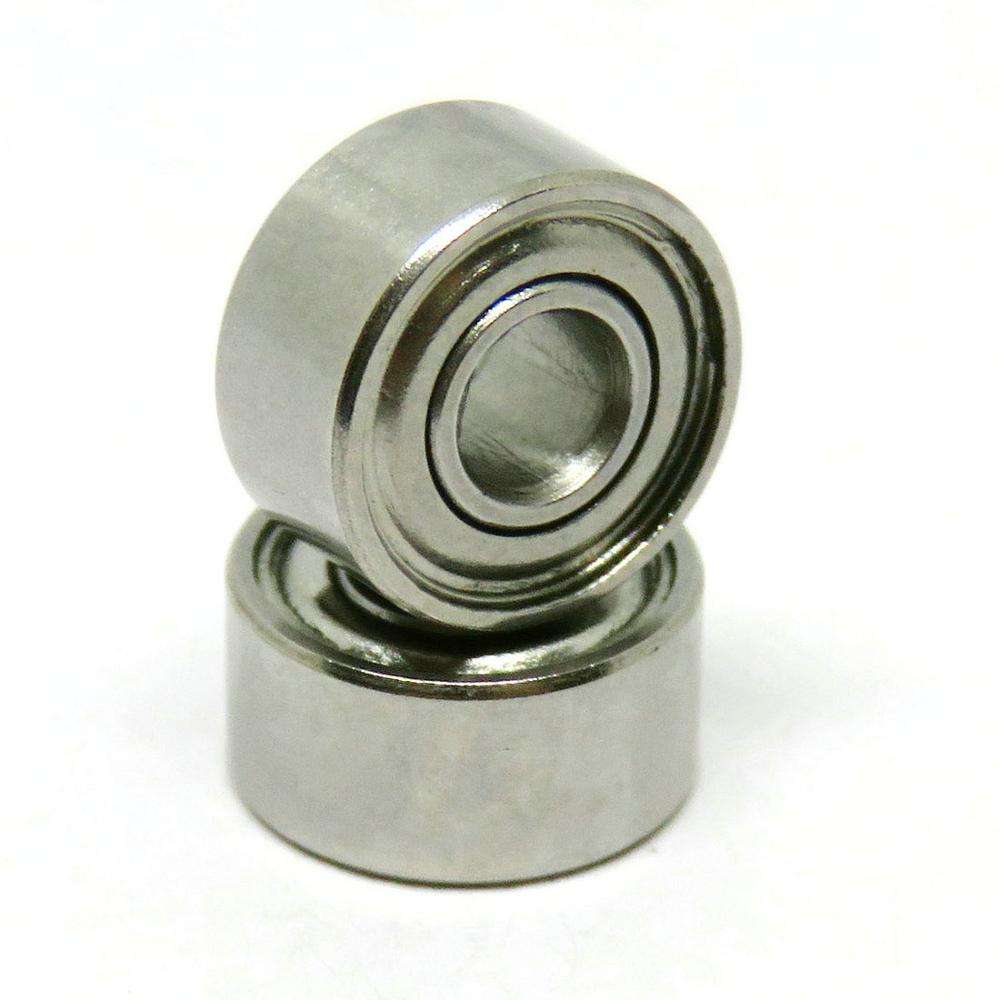 QTY 10 S696ZZ 440c Stainless Steel Ball Bearing Bearings 696ZZ 6x15x5 mm