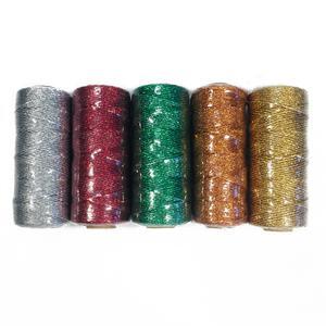 Lurex SPARKLE METALLIC GLITTER CORD 10 Metres braid string threading beading 1mm