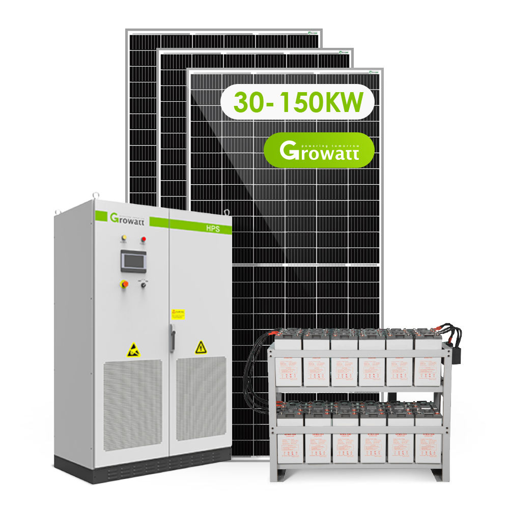 Solar Panel System 30KW Complete Kit Solar Energy System 20KW 30KW 40KW 50KW 100KW Solar Power PV System
