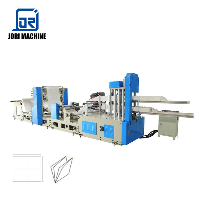 China Supply Sanitary Napkin Making Machine Paper Machine Price