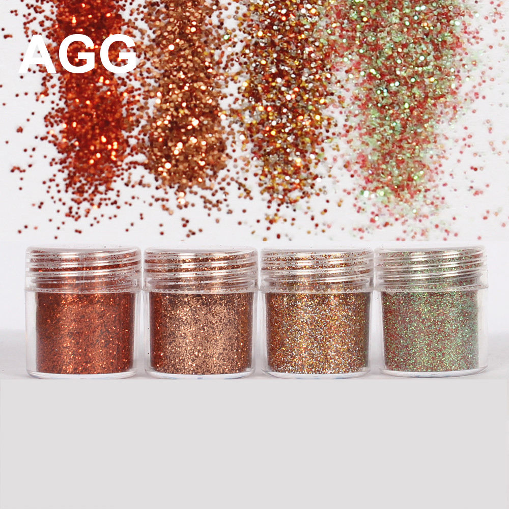 AGG nail art tip stand cosmetic grade glitter