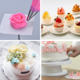 Cake Decorating Decoration Set 100% Food Grade Best Price Cake Decorating Tool Set Pastry Russian Piping Tips For Baking Tools