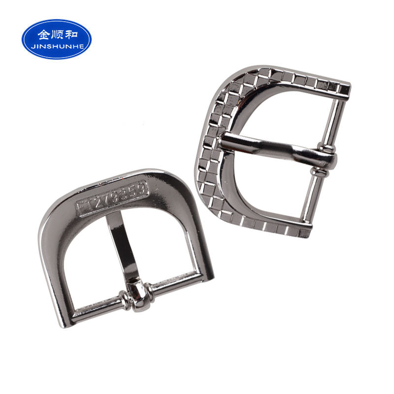 Metal Accessories Women Shoe Crystal Wedding Decoration Buckle Logo Metal