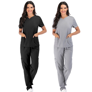 Custom High Quality Salon Dentist Scrub Suit for Doctor / Hospitals