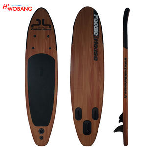 น้ำกีฬา Stand Up Paddle Boards Inflatable SUP Board