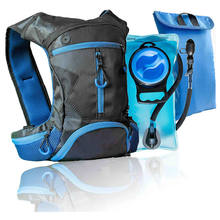 Insulated Hydration Backpack and Water Bladder, Durable Camel Backpack Hydration Pack