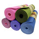 Melors 6mm Design Foldable Ecofriendly Pilates Eco-friendly Tpe Natural Rubber Eco China Ecological Pink Yoga Mat