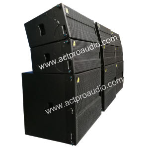 LA208 2*8 ''line array system KR208 2*8'' line array system mini tragbare linie array sound China Actpro Audio Fabrik