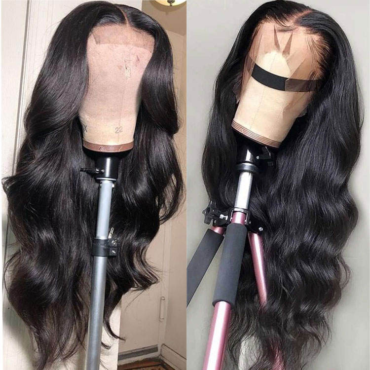 Mink Brazilian Human Hair Lace Front Wig,Remy HD lace Wigs Human Hair lace front,Natural Human Hair Wigs For Black Women