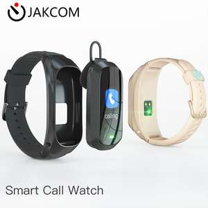 JAKCOM B6 Smart Call Watch Hot sale with Smart Watches as cicret bracelet black cheese 18 mota smart ring