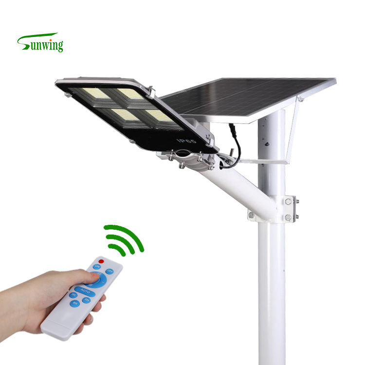 New product low price integrated garden street lamp solar street light 30W 50W 100W 150W 200W 300W led street light