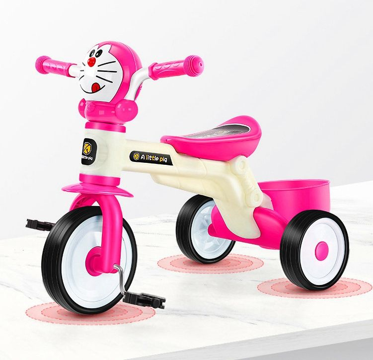 Tricycle car safety design Exercise body child tricycle kids trike for children