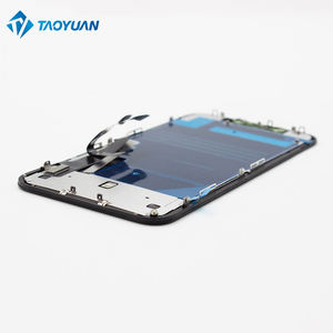 Pantallas für iphone 11 lcd-bildschirm ersatz montage für iphone 11 touch screen display für iphone 11 lcd digitizer