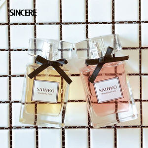 Popular sales perfumes originales de marcasn customize perfume bottle classic flavor sweet French romantic perfume fragrance