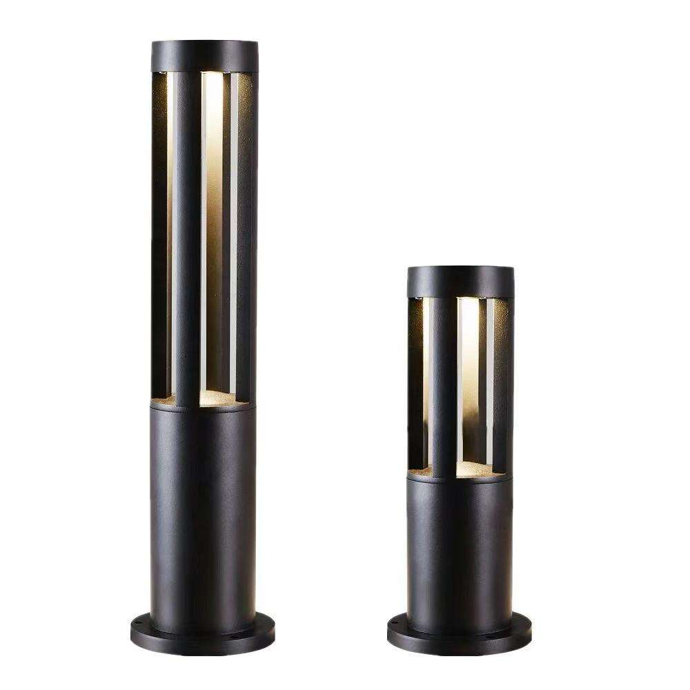 led bollard light for garden