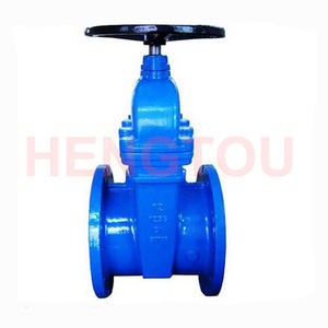 4 Inch Water Cast Iron Pn16 Price Flanged Ductile 8 Slide Manufacture Pn10 Rising Stem Flange Drawing Dn100 Gate Valve